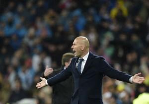 Zinedine Zidane_Real Madrid Wolfsburgo_Champions_2016