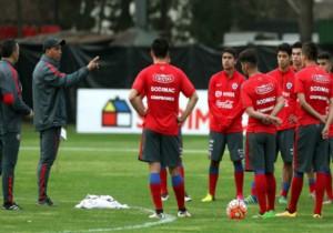 Chile Sub 20