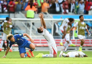 Italy v Costa Rica: Group D - 2014 FIFA World Cup Brazil