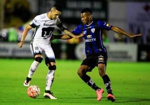Ind. del Valle vs Pumas