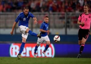 Italia vs Escocia