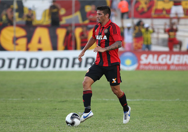 Mark Gonzalez Sport Recife