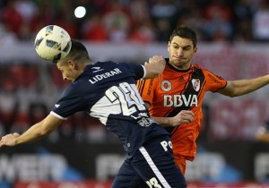 River Plate v Gimnasia y Esgrima La Plata - Torneo Transicion 2016