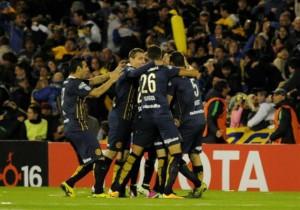 Rosario Central Atletico Nacional_Copa Libertadores_2016