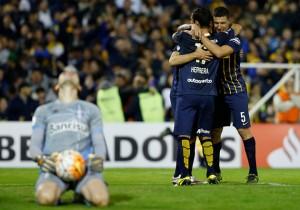 Rosario Central v Gremio - Copa Bridgestone Libertadores 2016