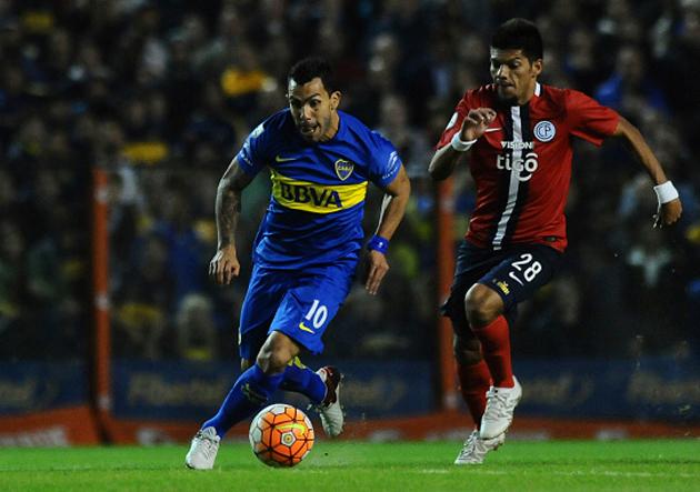 Boca Juniors v Cerro Porteno - Copa Bridgestone Libertadores 2016