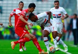 Toluca v Sao Paulo - Copa Bridgestone Libertadores 2016