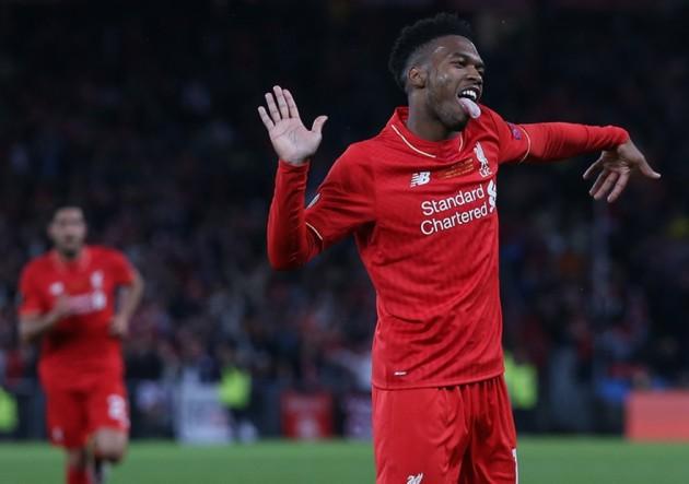 """""""Liverpool v Sevilla - UEFA Europa League Final"""""""