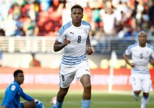 Abel Hernandez Uruguay Jamaica