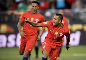 Chile Mexico 11 Alexis