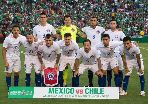 Chile Mexico Equipo