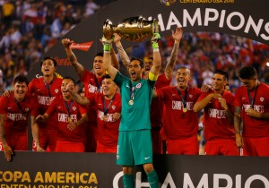 Chile campeon Copa Centenario6