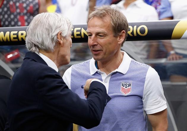 United States v Columbia: Third Place - Copa America Centenario