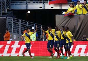 Ecuador vs Haití
