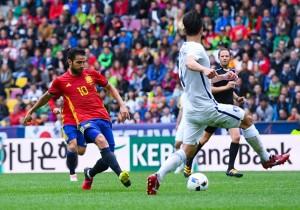 Spain v Korea - International Friendly