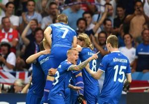 Inglaterra vs Islandia
