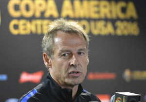 Jurgen Klinsmann_conferencia_Copa América_2016
