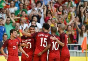 Portugal Estonia_amistoso_2016