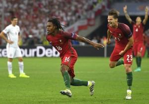 Portugal Polonia Renato Sanches