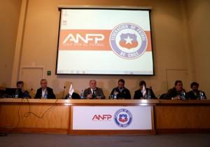 ANFP Consejo presidentes