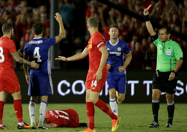 International Champions Cup 2016 - Chelsea v Liverpool