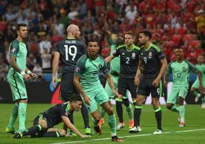 Portugal Gales Cristiano Ronaldo Gol