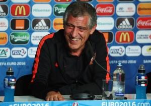 UEFA Euro 2016 - Portugal Press Conference
