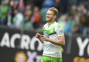 Schurrle_Wolfsburgo_Getty