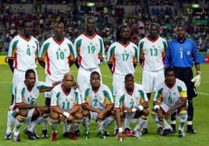 Senegal Mundial 2002