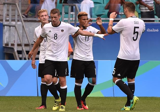 Alemania aplastó a Portugal en los cuartos de final