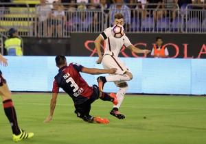 Cagliari vs Roma
