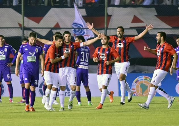 CerroPorteño_Potosí_Sudamericana_Getty