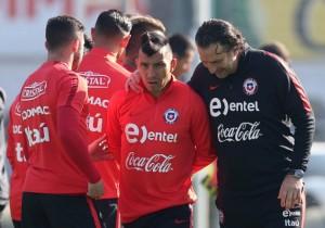 Chile entrenamiento2