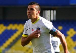 Colo Colo Gonzalo Fierro