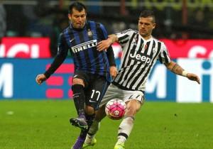 Gary Medel Inter Juventus