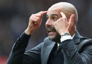 Stoke City v Manchester City - Premier League