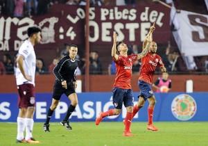 Lanus vs Independiente2