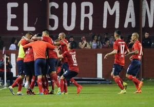 Lanus vs Independiente3