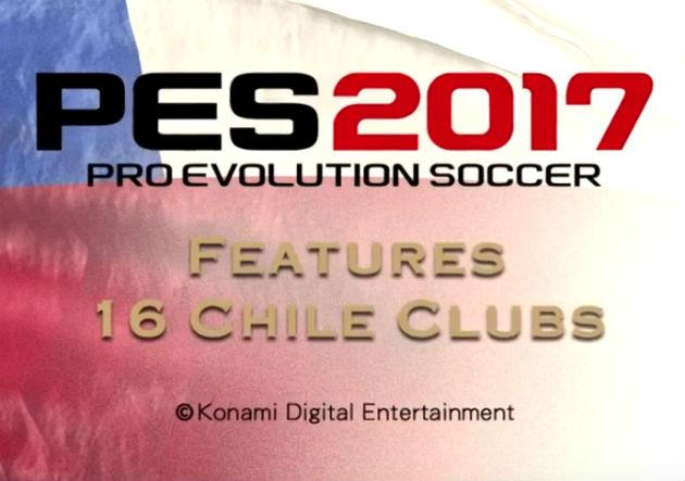 PES 2017_liga chilena_anuncio_2016