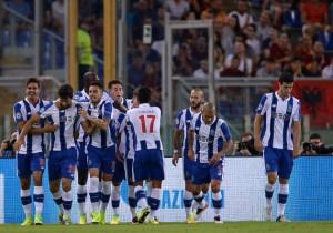 Roma Porto_Champions