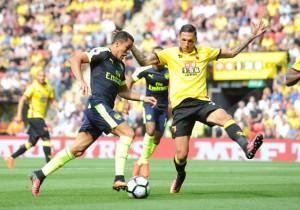 Watford Alexis Arsenal
