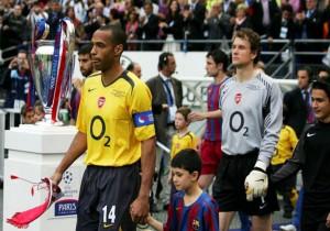 Arsenal Champions 2006
