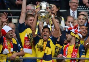 Arsenal FA Cup 2014-15