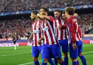 Atlético vs Bayern
