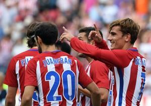 Atlético vs Dep. La Coruña2 - Antoine Griezmann