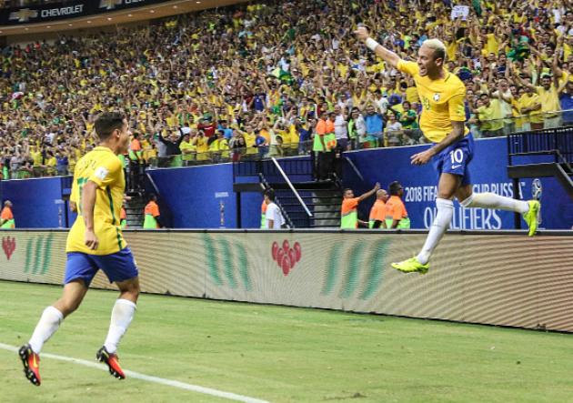 Minuto a minuto partido Colombia vs Brasil