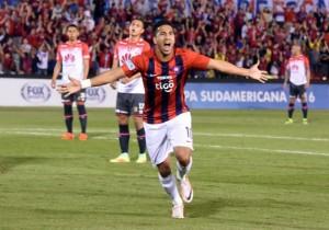 Cecilio Domínguez - Cerro Porteño - Independiente Santa Fe