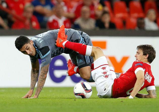 Celta Lieja_Europa League_Pablo Hernandez