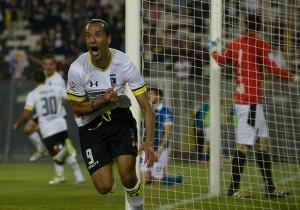 Colo Colo vs Huachipato3 - Luis Pedro Figueroa