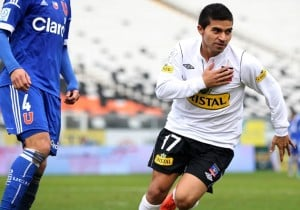FUTBOL, COLO COLO VS UNIVERSIDAD DE CHILE